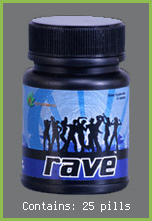Rave party pills, herbal legal highs, energy and mind stimulator, Kava extract, Citrus aurantium extract